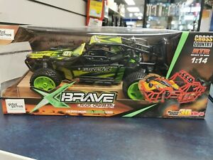 X Brave Rock Crawler 1.14 Scale R/C Off-Road Car - New