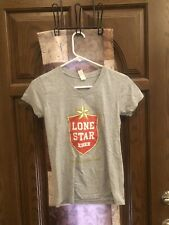 Lone Star Beer Womens Size XL Graphic Tee