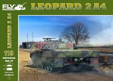 Gomix Fly 119 - Solid Leopard 2A4 1:25