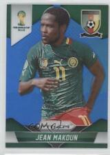 Panini Prizm Copa del Mundo 2014 estrellas de la Copa del Mundo #9 Samuel eto/'o
