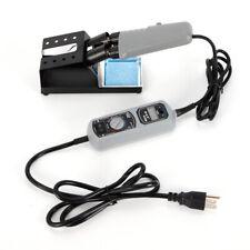 Wep Portable Hot Tweezers 110v Mini Soldering Station 938d For Bga Smd Repair