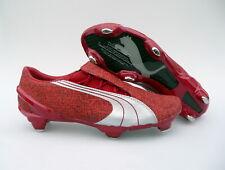 Puma V1.06 SG Fußballschuhe Weltmeister 2006 Italien 41 UK 7.5 Rot Sammlerstück