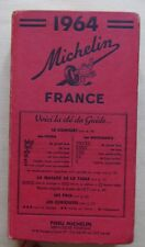 #) guide MICHELIN rouge FRANCE 1964