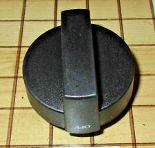 Thermador Range Standard Knob Knobrgblk, 00415111, 15-12-452-01, 415111