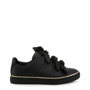 Trussardi Sneakers Black Woman Low Mod.79A00230