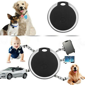 Small Mini Pet Dogs Cats Outdoor Anti-lost Bluetooth GPS Tracker Finder Device