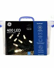 GE StayBright LED Miniature Lights, Warm White (Package of 1 - 400 Lights)