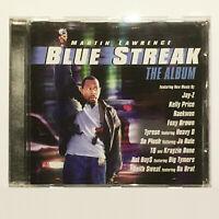 Various - Blue Streak (The Album) - Mint 1999 CD Import - Epic - EPC 495491 2