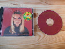 CD Chanson France Gall-en allemand (20 chanson) telefunken EastWest