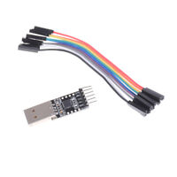 USB 2.0 to TTL UART 6PIN CP2102 Module Serial Converter + Cable T Ss