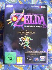 Zelda Majora's Mask Edicion Especial - 3ds - Edicion España - Nuevo Precintado