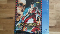 Army Of Darkness / Armee der Finsternis Evil Dead 3 (Japan GER Laserdisc 1995!!)
