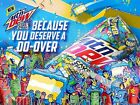 MOUNTAIN DEW CAKE SMASH (6) 16 OZ. CANS! EXTREMELY LIMITED! SOLD OUT! IN STOCK!