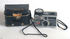 ART- DECO CAMERA WITH CASE AND STRAP