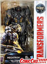 Transformers: Last Knight ~ Decepticon MEGATRON ACTION FIGURE ~ Voyager Class