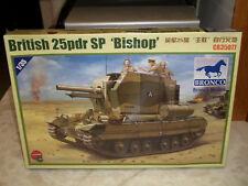 Bronco 1/35 Scale British 25pdr SP 'Bishop' - Factory Sealed