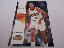 Carte NBA SKYBOX 1993-94 #216 Darnell Mee Denver Nuggets
