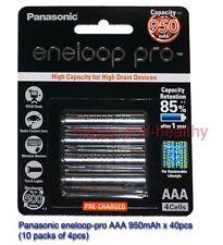 Panasonic eneloop-pro AAA Battery 40 pcs 950mAh Made in Japan FREE POST