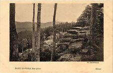 CPA Mont Ste-Odile - Mur paien (393709)