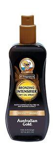 Australian Gold Bronzing Intensifier Dry Oil Spray, 8 Ounce