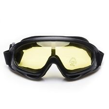 X400 Tactical Military Snowboarding Ski Goggles Assault Safety Shooting Glasses