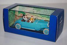 Atlas-Tintin-Lincoln torpedo Grand Sport-les cigares du pharaon #ref 2 118 005