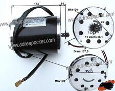 Moteur électrique 36V 800W Trottinette / Pocket Quad