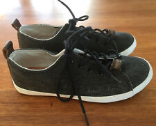 Mens MOSSIMO Dark Grey Casual Shoes Size 6