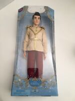 Disney Store Authentic Prince Charming Classic Doll from Cinderella - NEW