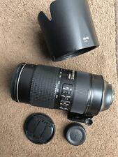 Nikon AF-S 80-400mm 4.5-5.6 G ED VR N Tele Vollformat