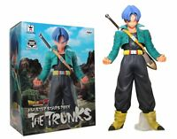 "Banpresto Dragon Ball Z Master Stars Piece Figure - 9.5"" The Trunks"