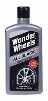 Wonder Wheels All Black Gloss Car Valeting Tyre Gel 500ml - WTG500