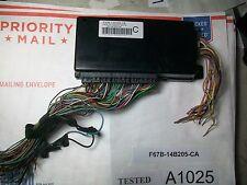 F67B-14B205-CA TESTED 1996 Ford Explorer GEM MULTIFUNCTION MODULE #A1025W*