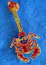 PROTOTYPE LAS VEGAS HOTEL SCORPIO ASTROLOGY GUITAR SERIES Hard Rock Cafe PIN