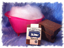 Amber Romance_Rimrock_ SPA Sulphur Soaps Made in Montana_Handmade Homemade