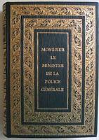 C1 NAPOLEON Memoires de JOSEPH FOUCHE Ministre Police JEAN DE BONNOT