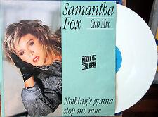 MS / SAMANTHA FOX / WHITE VINYL / RARITÄT /