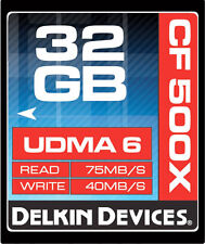 DK Pro 32G UDMA 6 CompactFlash card for Nikon D3S D700 D3X D4 Sony A900 A700