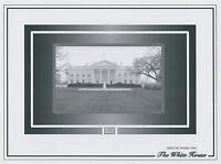 The WHITE HOUSE actual sandstone shavings Washington D.C Presidential home relic