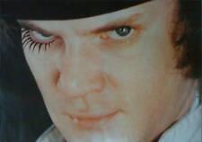 "Clockwork Orange Alex CLose up Eye 34"" x 24"" Col POSTER"