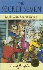 NEW, ENID BLYTON, LOOK OUT, SECRET SEVEN. 9780340681046