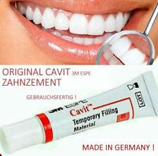 Zahn Füllung ersetzen Loch füllen Zement einsetzen Zahnschmerzen Zahnlücke weiß