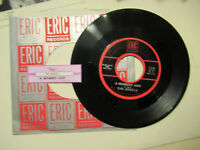 the ANGELS till / a moment ago  ERIC   JUKEBOX STRIP 45