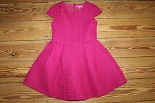 DERHY KIDS Kleid Cerise rosa pink Gr. 6 / 8 116 122 128 ORIGINAL