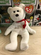 Valentino- Ty Beanie Baby Rare With Brown Nose Error! Comes with Tag Protector!!
