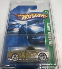 Hot Wheels 2007 Super Treasure Hunt Custom '69 Chevy Limited Edition #10 Of 12