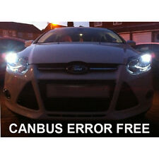 * Ford Focus Fiesta Xenon Cool Blanco LED Bombillas De Luz Lateral sin errores RS ST 5 SMD