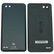 LG Q6 M700V Backcover Akkudeckel Abdeckung schwarz