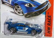 2015 HOT WHEELS Aston Martin Vantage GT3 Dark Blue Col. #149/250 K Case