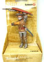3-2-3 NEU Schleich (70058) Fußsoldat für Leiter Ritter RAR Schleichtiere